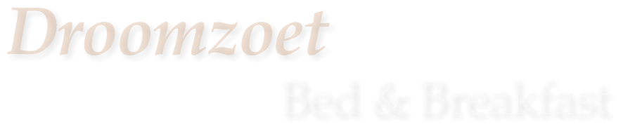 Droomzoet Bed & Breakfast